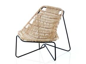 Design P*rn_ 'TINA' Armchair FromExpormin