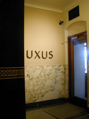 Would Like To Meet_ UXUS, Amsterdam